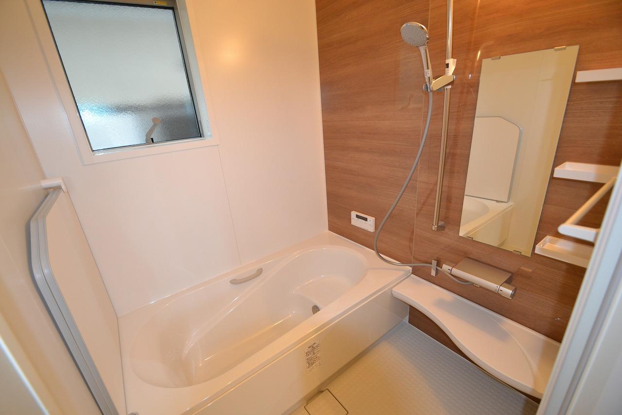 浴室-ゆっくり足を延ばしてリフレッシュ1.0坪タイプ