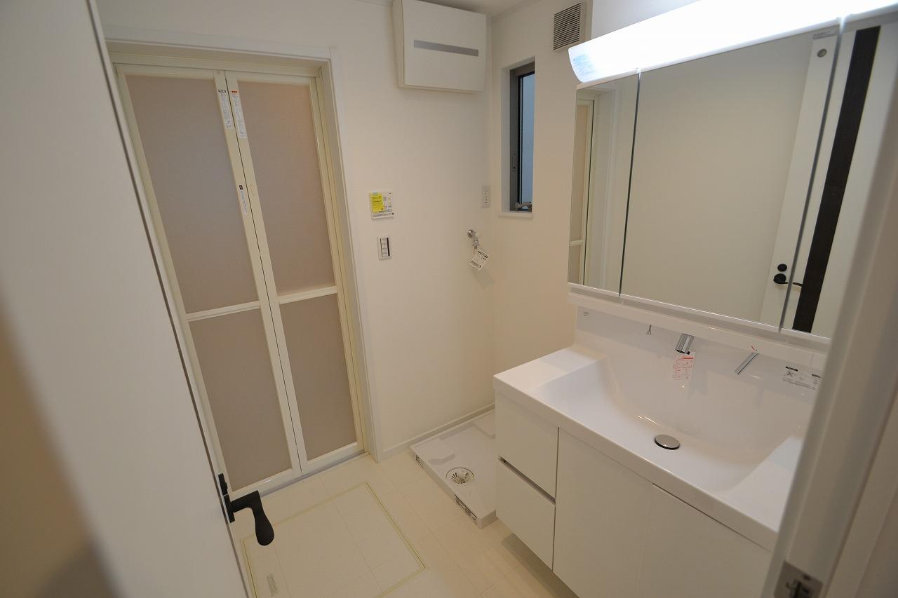 洗面台・洗面所-900mm幅の洗面化粧台