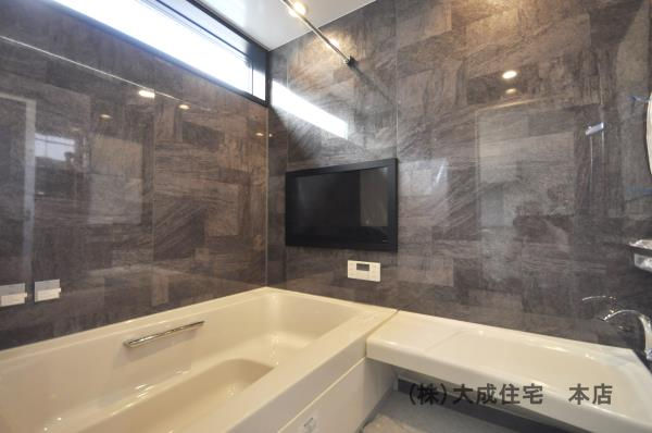 建物プラン例(内観)-当社参考プラン:浴室