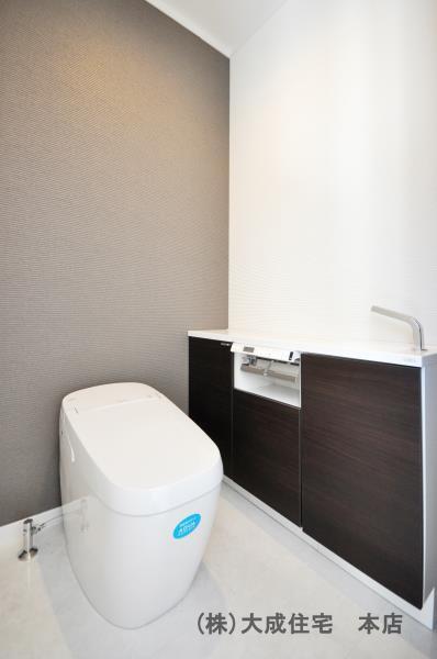 建物プラン例(内観)-当社参考プラン:トイレ