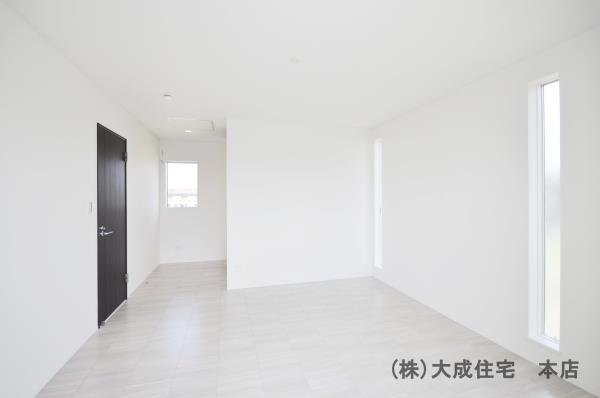 建物プラン例(内観)-当社参考プラン:洋室